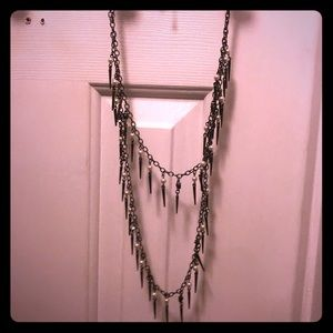 Express layered necklace